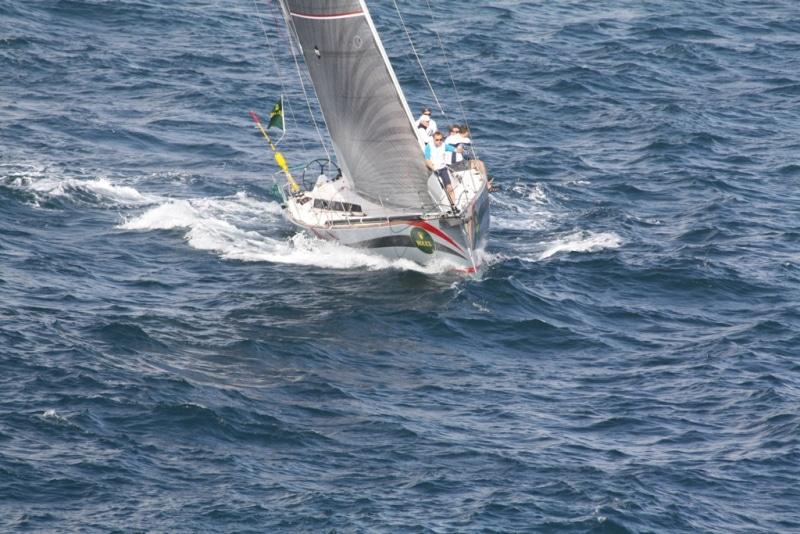 Rolex middle sea race tracker software
