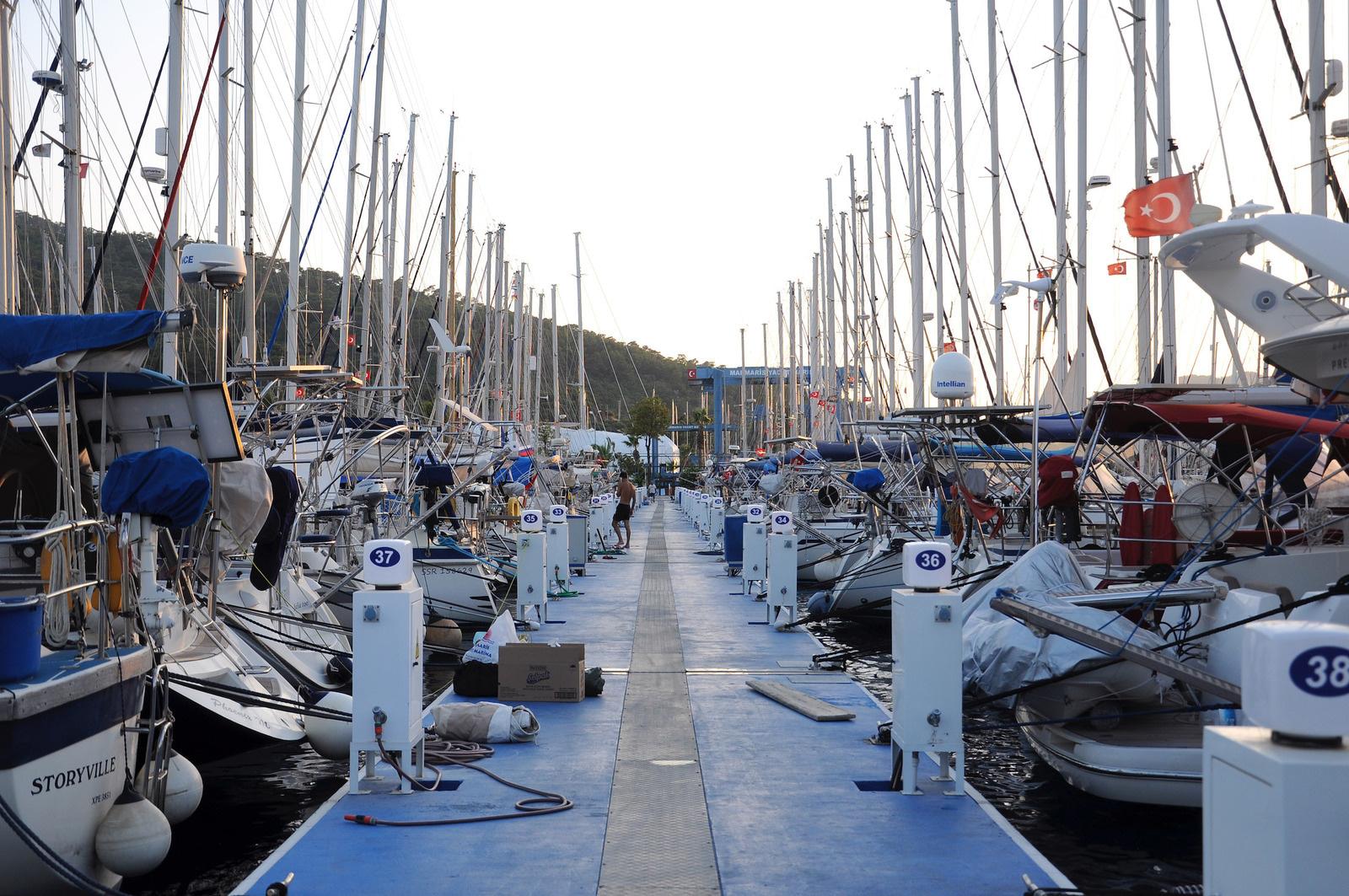 яхт клубы москвы обучение