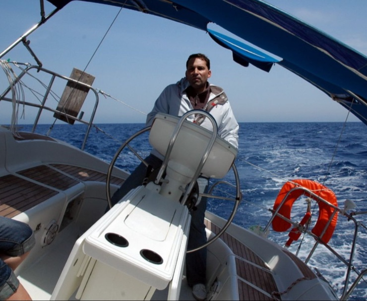 переход на яхте