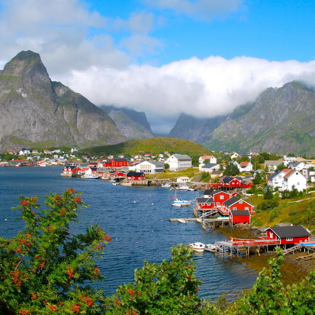 Какое море в норвегии недвижимость в германии недорогая